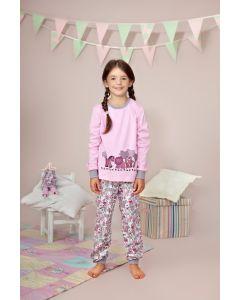 Піжама для дівчинки ELLEN GNP 002/001 (92-116)