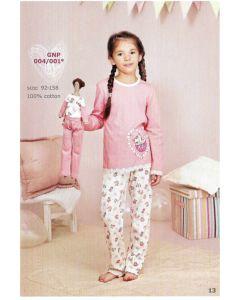 Піжама для дівчинки ELLEN  GNP 004/001