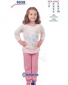 Піжама для дівчинки Baykar 9030