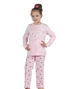 ПІжама для дівчинки Baykar 9045