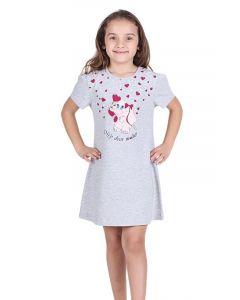 Нічна сорочка для дівчинки 9320