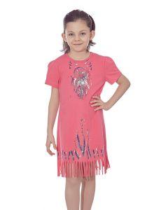 Нічна сорочка для дівчинки 9321