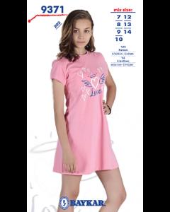 Нічна сорочка для дівчинки Baykar 9371