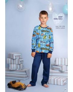 Піжама для хлопчика ELLEN BNP 008/001