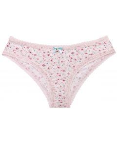 Бразіліан Genta JASMINE™  - рожевий/сірий